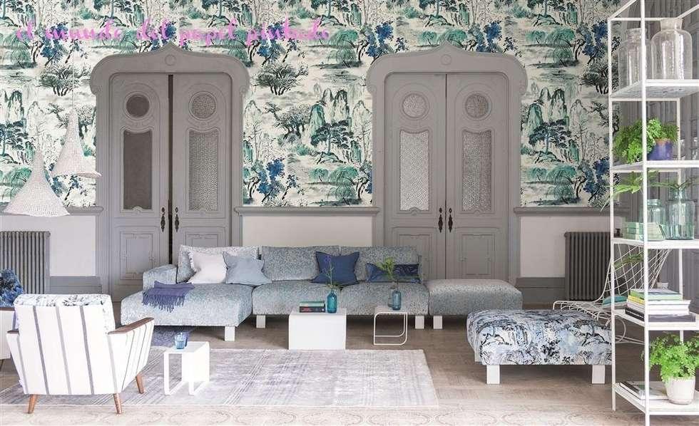 Fotos de decoraci n y dise o de interiores homify - Designers guild telas ...