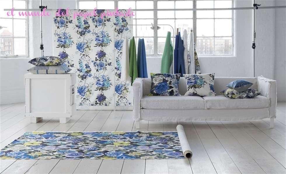 Fotos de decoraci n y dise o de interiores homify - Designers guild catalogo ...