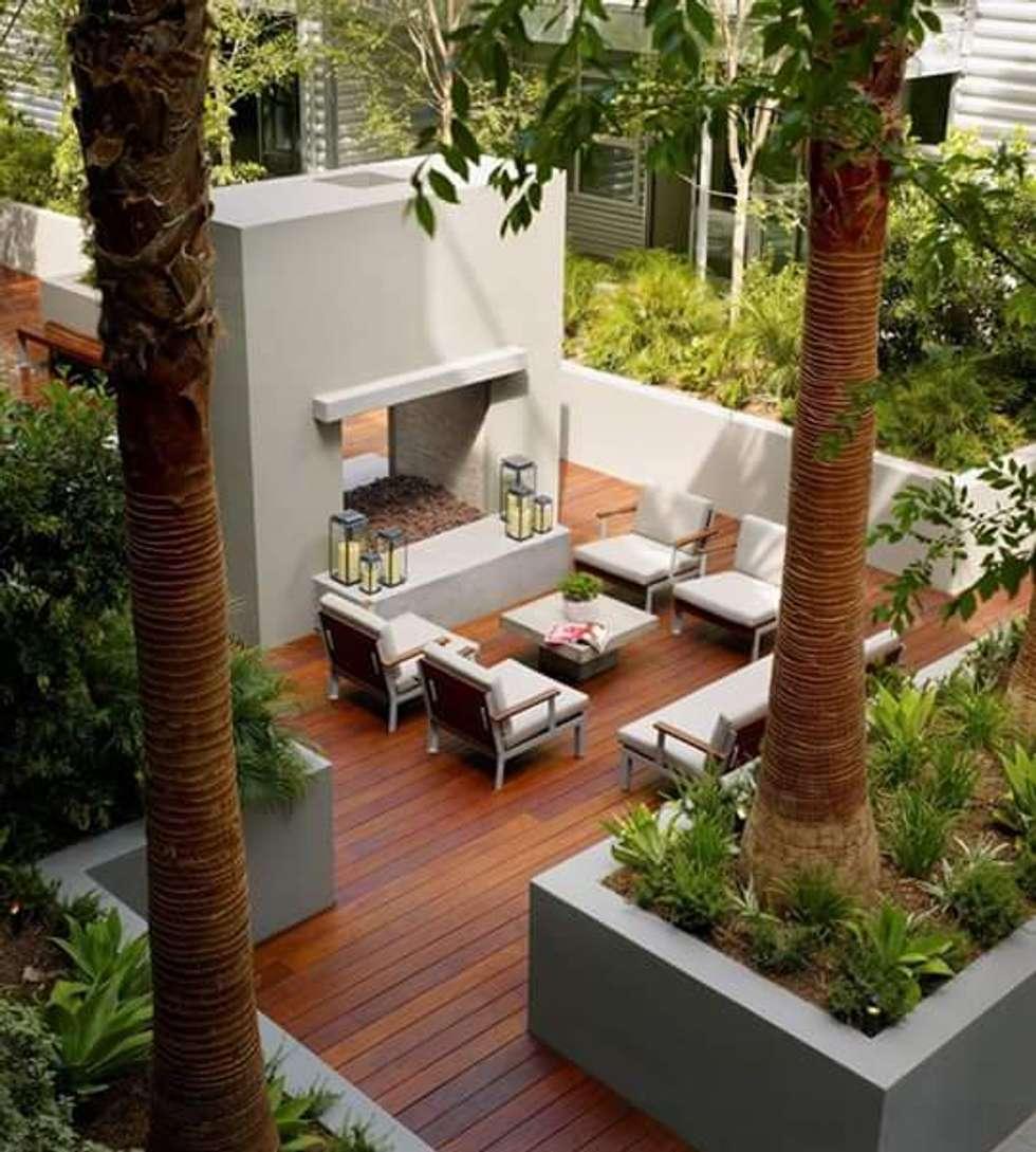 outdoor spaces design - 554×626