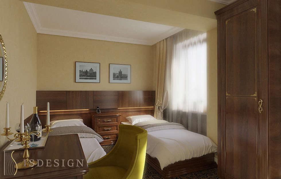 Гостиничный номер : Гостиницы в . Автор – ISDesign group s.r.o.