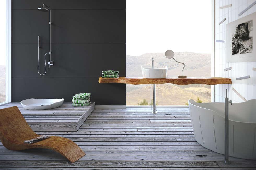 MYBATH BALIA: styl , w kategorii Łazienka zaprojektowany przez MyBath