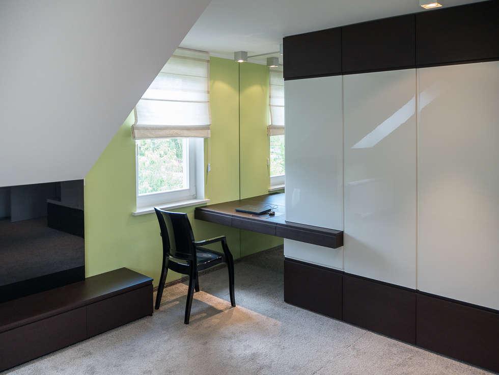 sypilania: styl , w kategorii Sypialnia zaprojektowany przez Inspiration Studio
