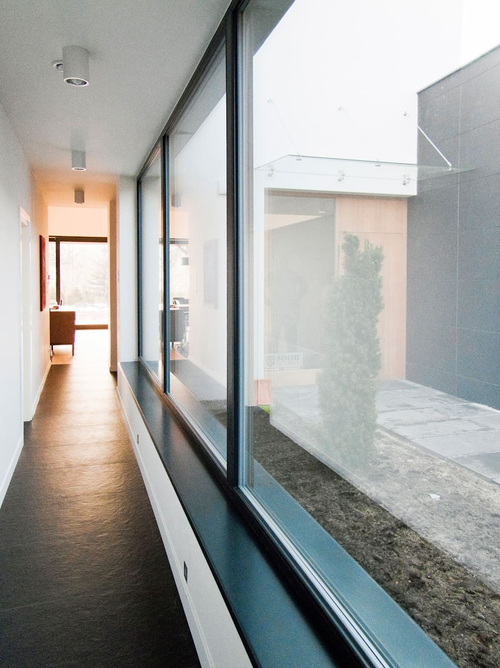 Third House from the Sun / wnętrza: styl , w kategorii Okna zaprojektowany przez Le 2 Workshop