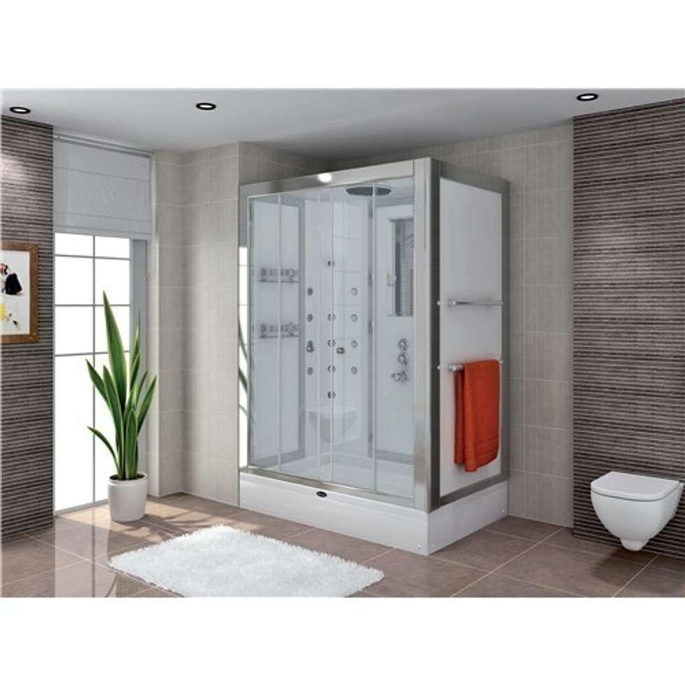 VERA DUŞ – MAYA: modern tarz Banyo
