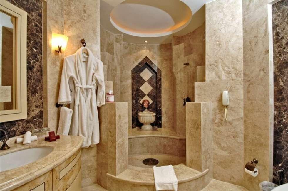 Klassische badezimmer von vera duş | homify