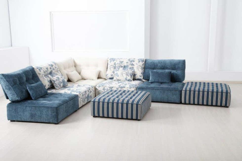 Fotos de decora o design de interiores e remodela es homify - Sofas cama galea ...