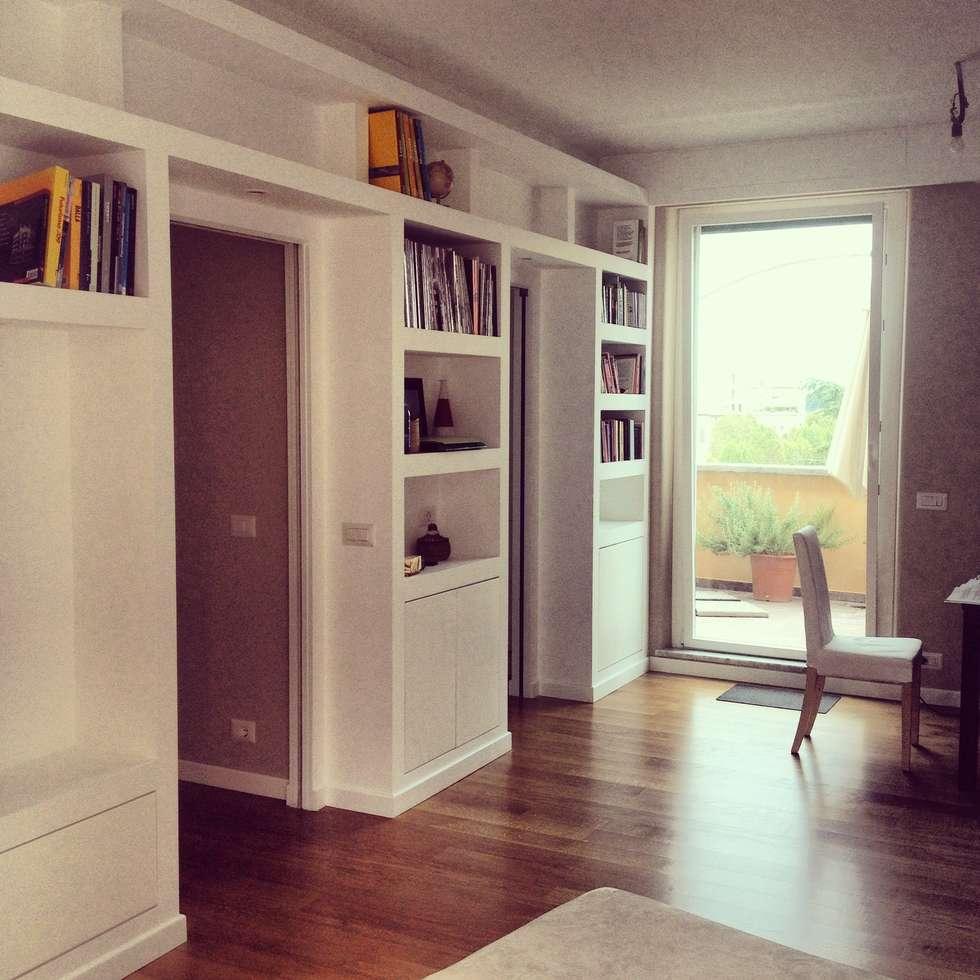 Montaggio Parete Attrezzata Cartongesso : Idee arredamento casa interior design homify
