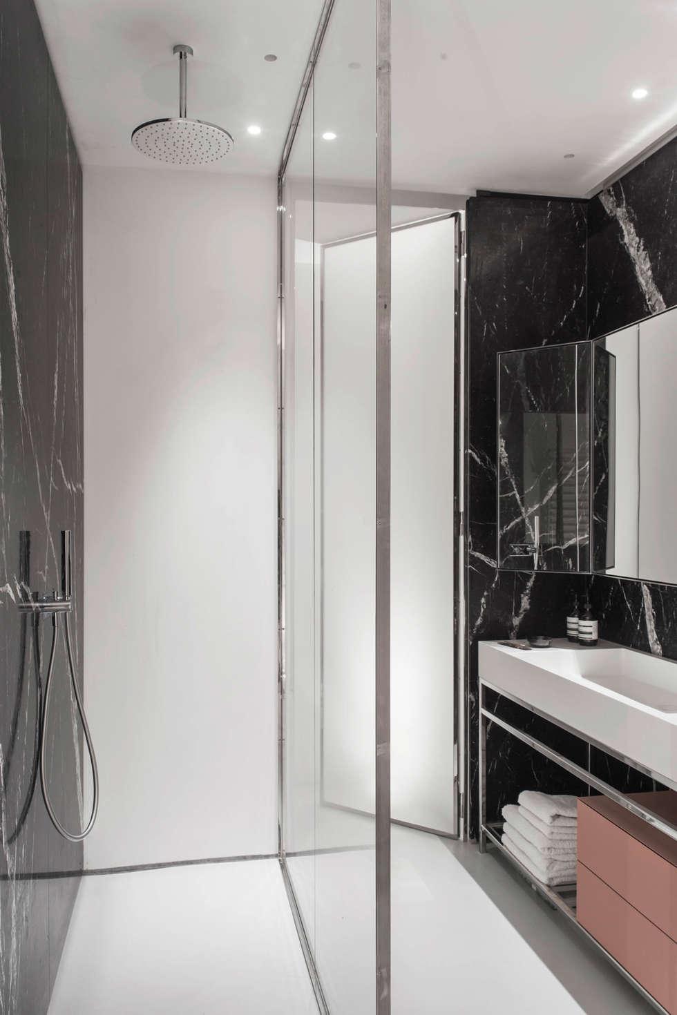 Wohnideen Minimalistische Badezimmer   Wohnideen Interior Design Einrichtungsideen Bilder Homify