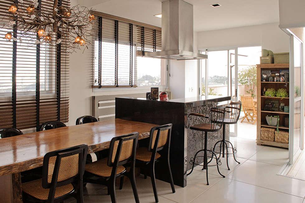 Espaço Gourmet: Cozinhas modernas por AWDS Arquitetura e Design de Interiores