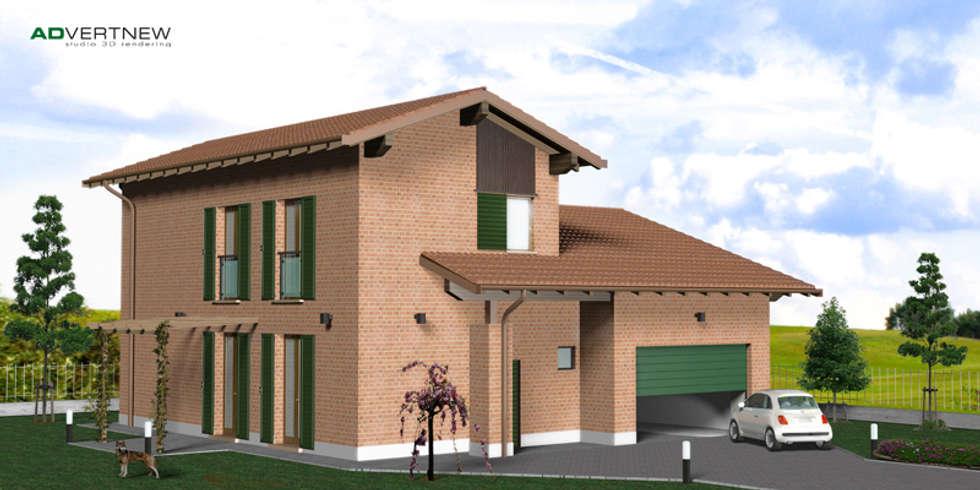 Idee arredamento casa interior design homify for Modelli villette