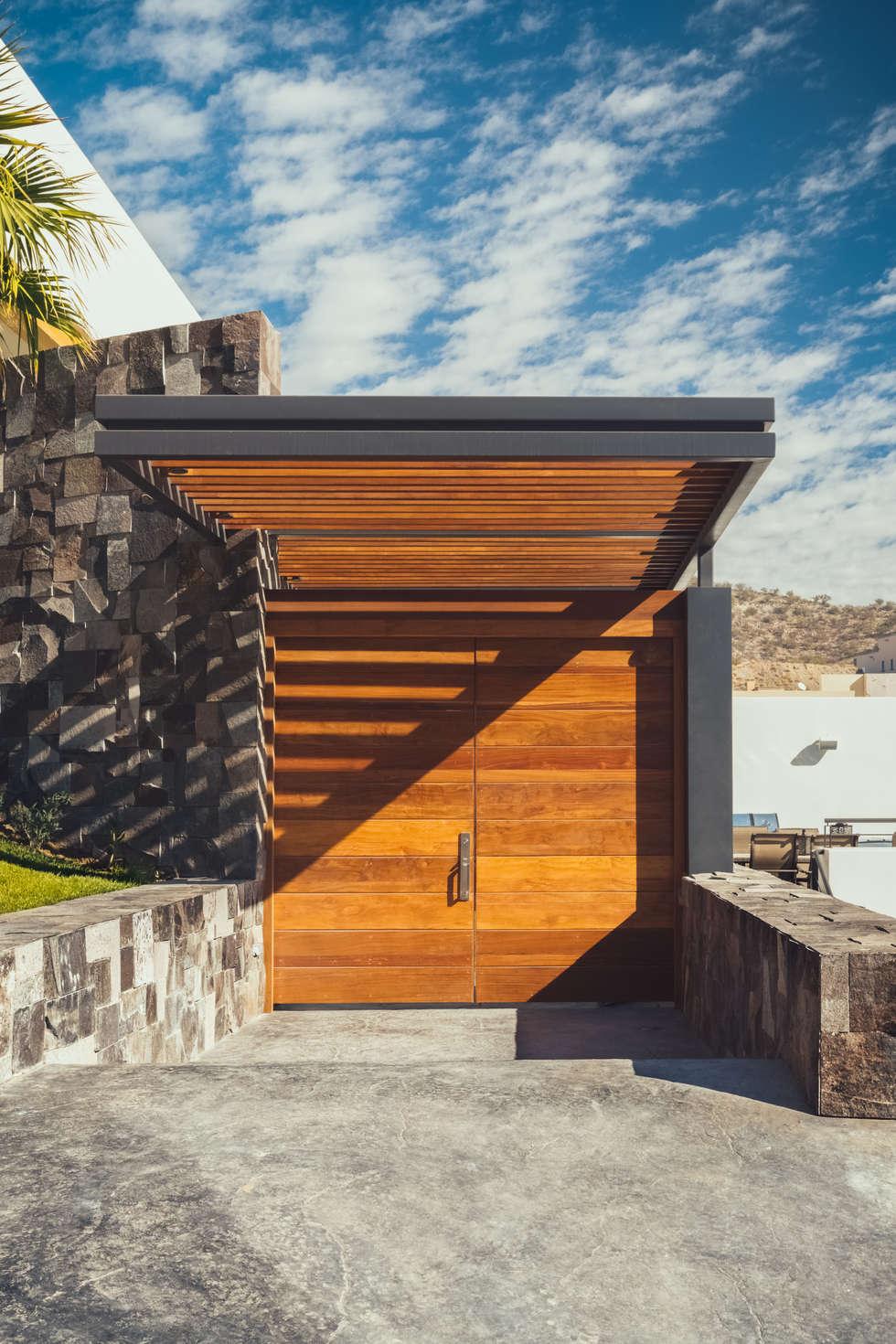 Residencia R53: Casas de estilo moderno por Imativa Arquitectos