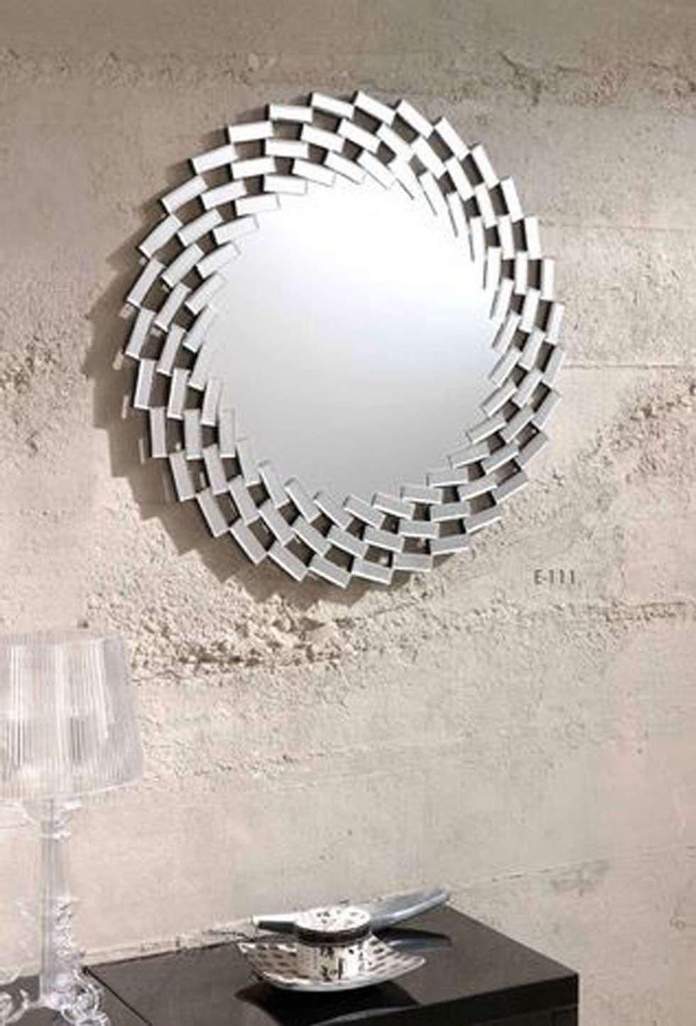 Fotos de decoraci n y dise o de interiores homify for Espejos de pared decorativos baratos