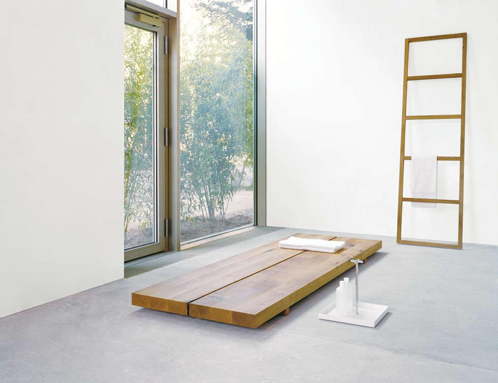Wohnideen interior design einrichtungsideen bilder for Handtuchhalter modern