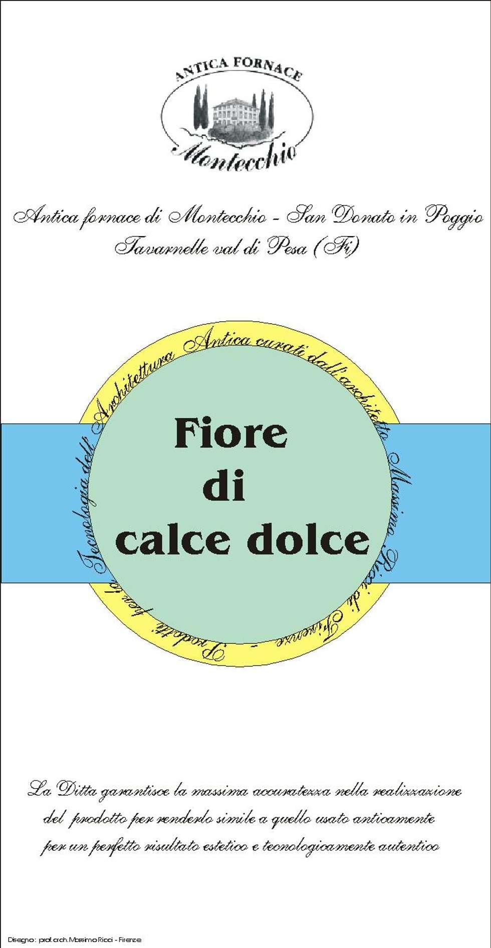 Materiali usati per la realizzazione del Cocciopesto: Piscina in stile in stile Mediterraneo di Montecchio S.r.l.