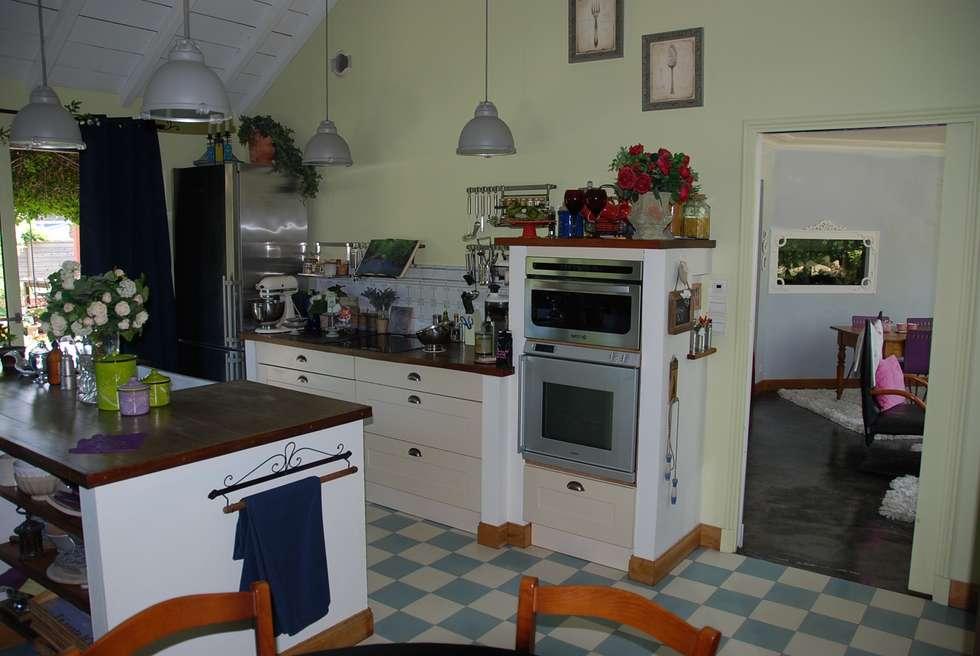 La cuisine: Cuisine de style de style eclectique par Pour l'amour des belles choses