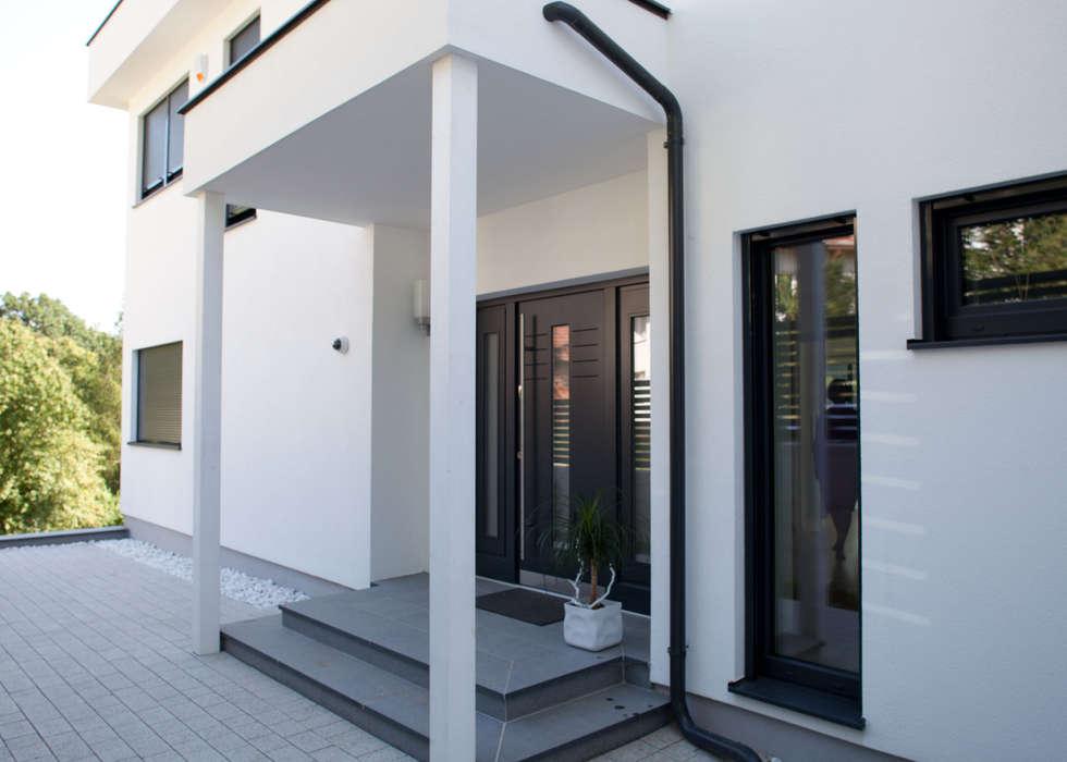 Wohnideen interior design einrichtungsideen bilder homify - Esterni moderni ...