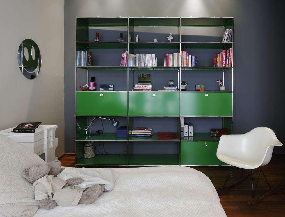 Minimalistische Schlafzimmer Bilder Wohnen Mit Usm Homify