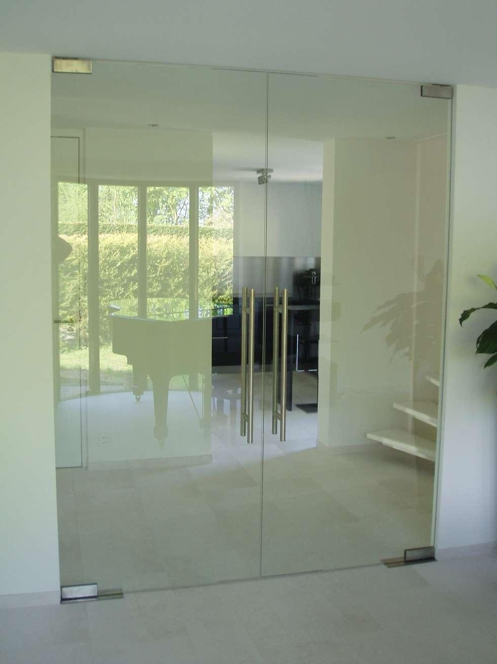 Glazen deuren door Buys Glas | homify