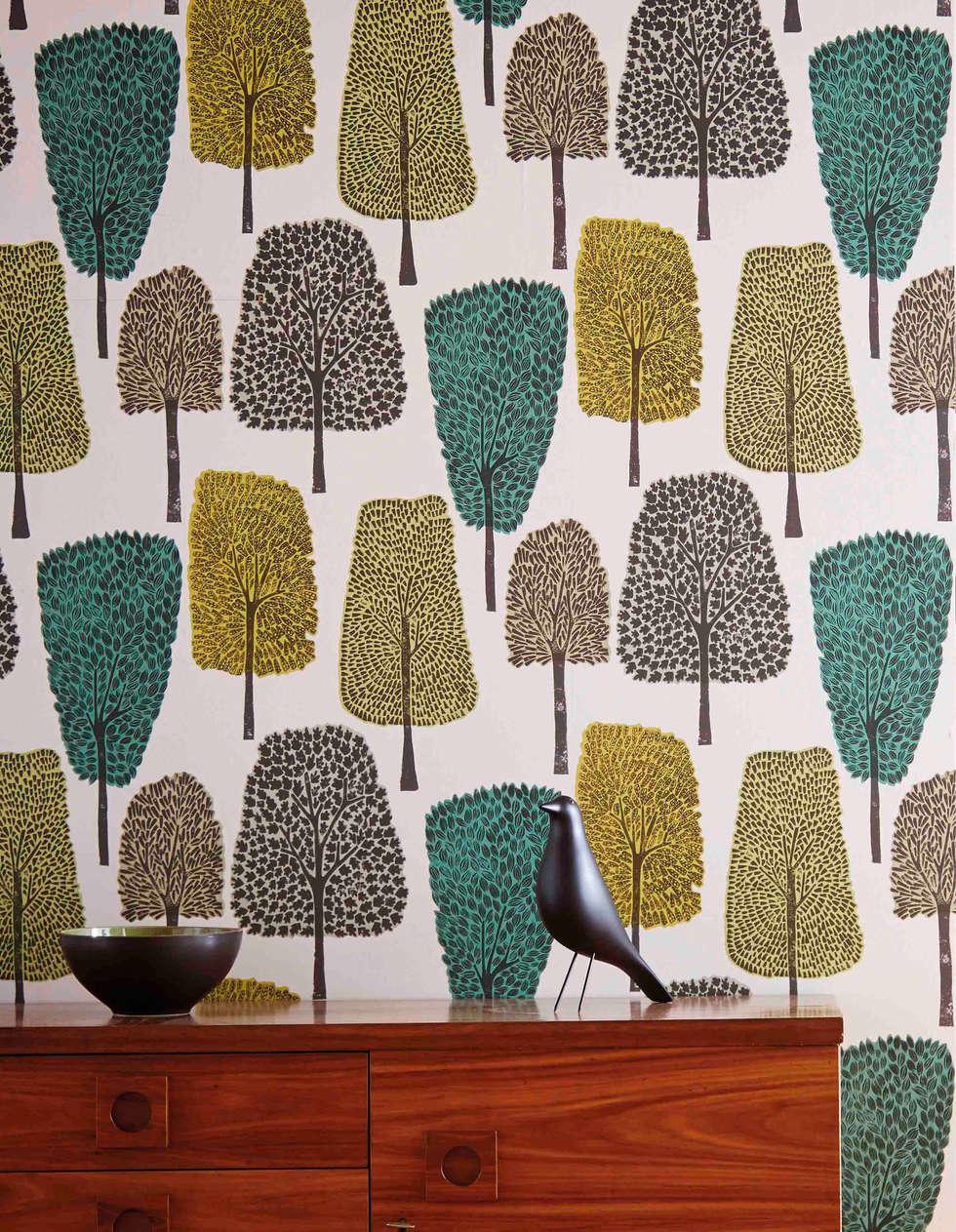 tapeten der 70er smartstore. Black Bedroom Furniture Sets. Home Design Ideas