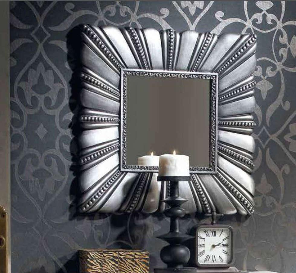 Fotos de decoraci n y dise o de interiores homify for Decoracion espejos cuadrados