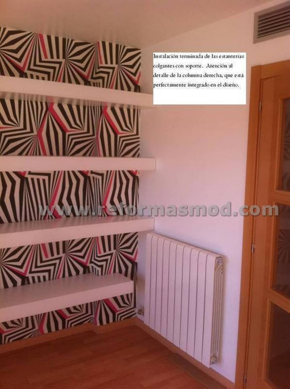 modern Living room by METODO ORIGINAL DECOR (Reformas MOD)