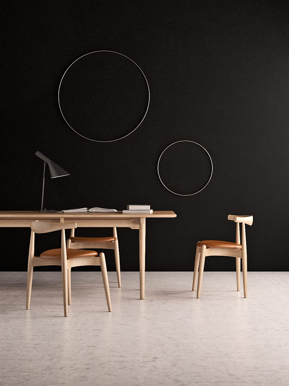 Sala da pranzo: Sala da pranzo in stile in stile Scandinavo di Simone Marazzi
