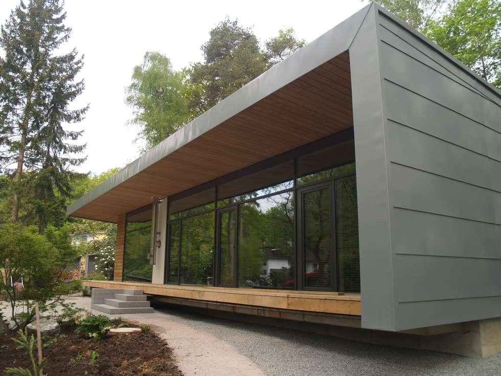 Moderne häuser neubau  Moderne Häuser Bilder: Einfamilienhaus Neubau | homify