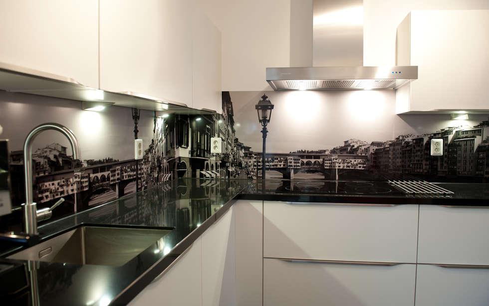 Moderne Keuken Achterwand : Keuken achterwand ideeën ik woon fijn