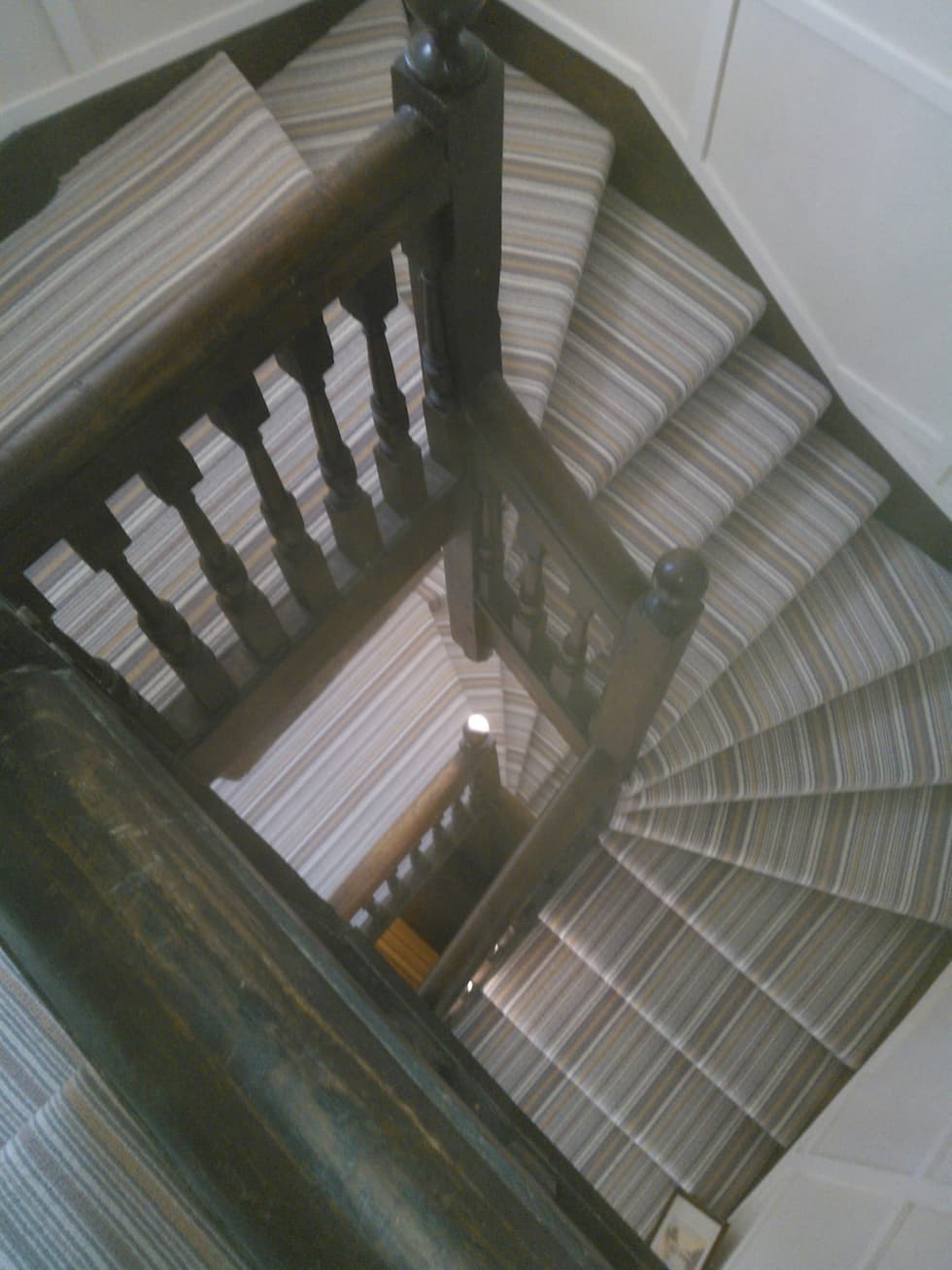 200yr Old Staircase In Hampshire: Corridor U0026 Hallway By Pat Staples  Interiors