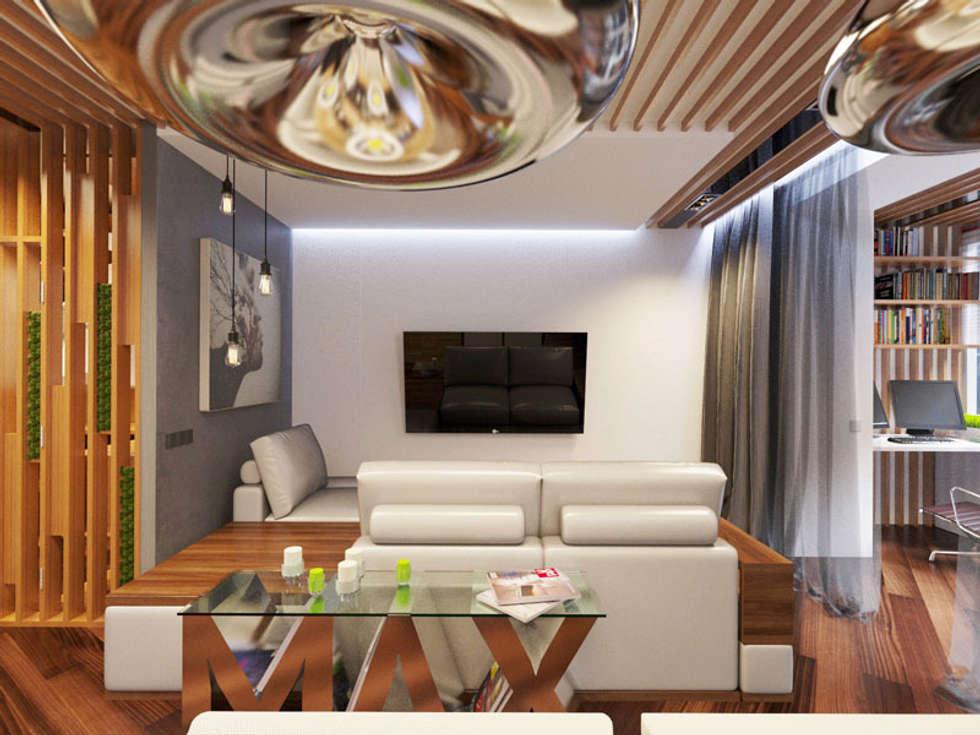 Дизайн интерьера квартиры саратов