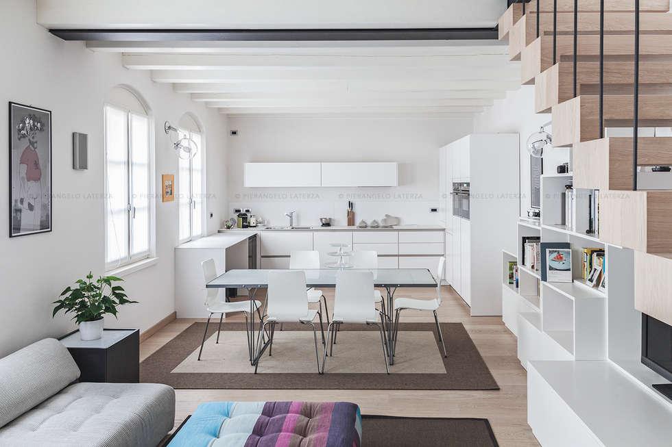 Idee arredamento casa interior design homify for Soggiorno verona