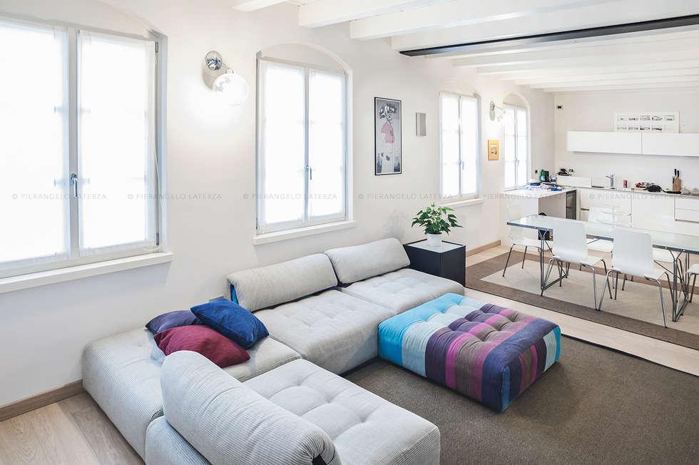 Idee arredamento casa interior design homify for Soggiorno a verona
