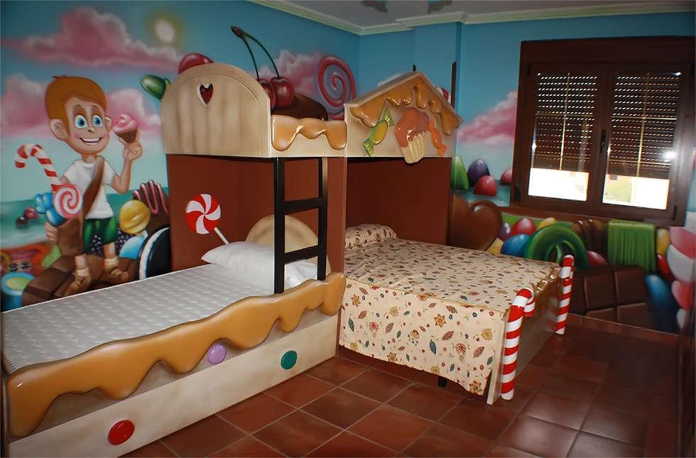 Fotos de decoraci n y dise o de interiores homify for Hoteles con habitaciones familiares en espana