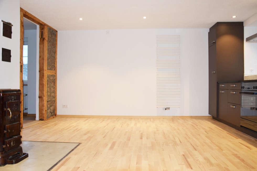 in stile di raumtakt architekten gmbh homify. Black Bedroom Furniture Sets. Home Design Ideas