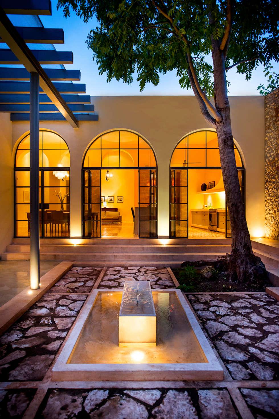 Interior design ideas architecture and renovating photos for Estilo colonial