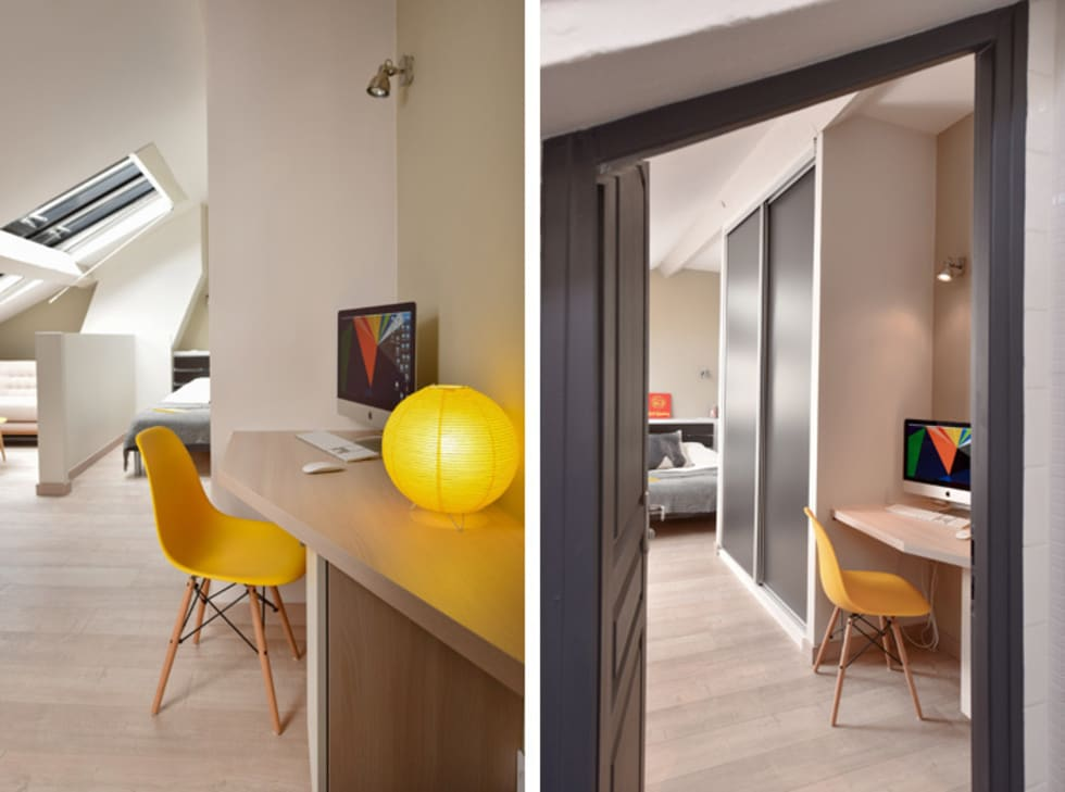 Id es de design d 39 int rieur et photos de r novation homify for Renovation interieur lyon