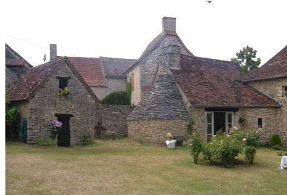 Mon environnement: Maisons de style de stile Rural par Atelier de la Margelle
