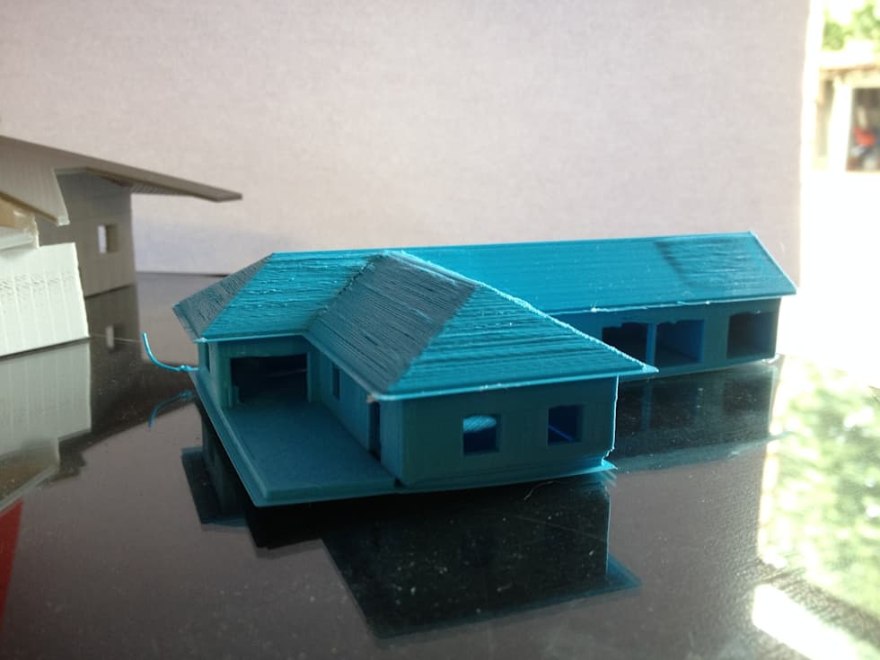 Impression 3D!: Jardin d'hiver de style  par AeA - Architecture Eric Agro