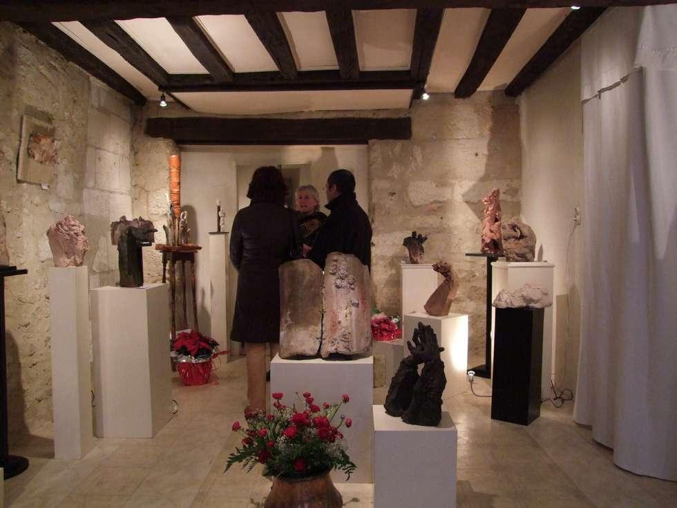 Exposition PERIGUEUX  (Dordogne): Maisons de style de style eclectique par Atelier de la Margelle