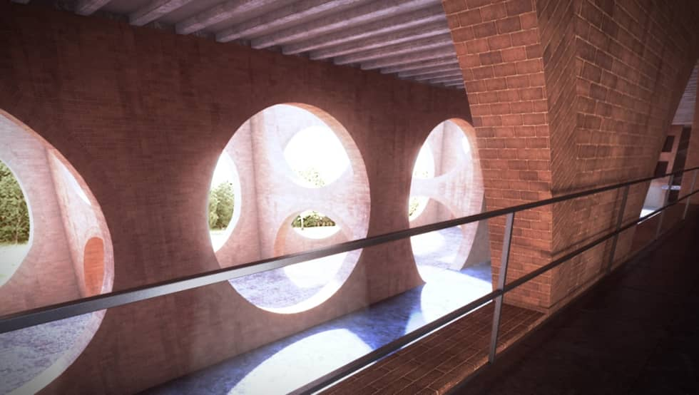 Dacca: Musei in stile  di 3dita - Digital Visual Motion