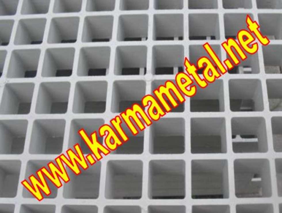 KARMA METAL – KARMA METAL-Ctp Izgara Kompozit Plastik Platform Izgara Izgarası ölçüleri: endüstriyel tarz tarz Banyo