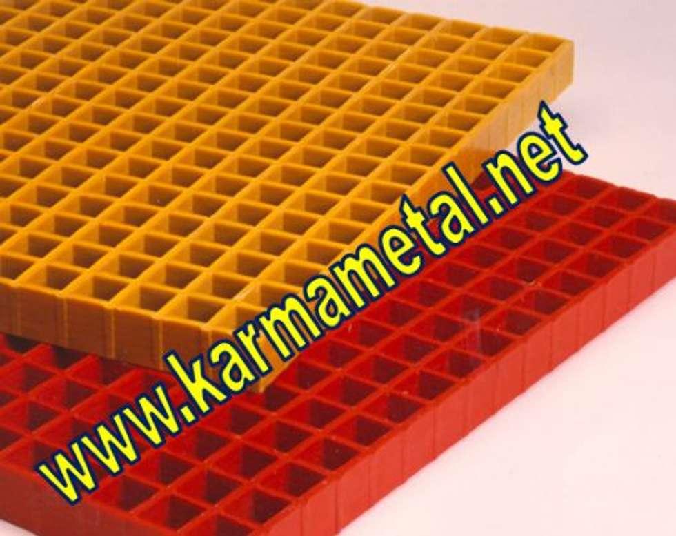 KARMA METAL – KARMA METAL-Ctp Izgara Kompozit Plastik Platform Izgara Izgarası ölçüleri: endüstriyel tarz tarz Oturma Odası