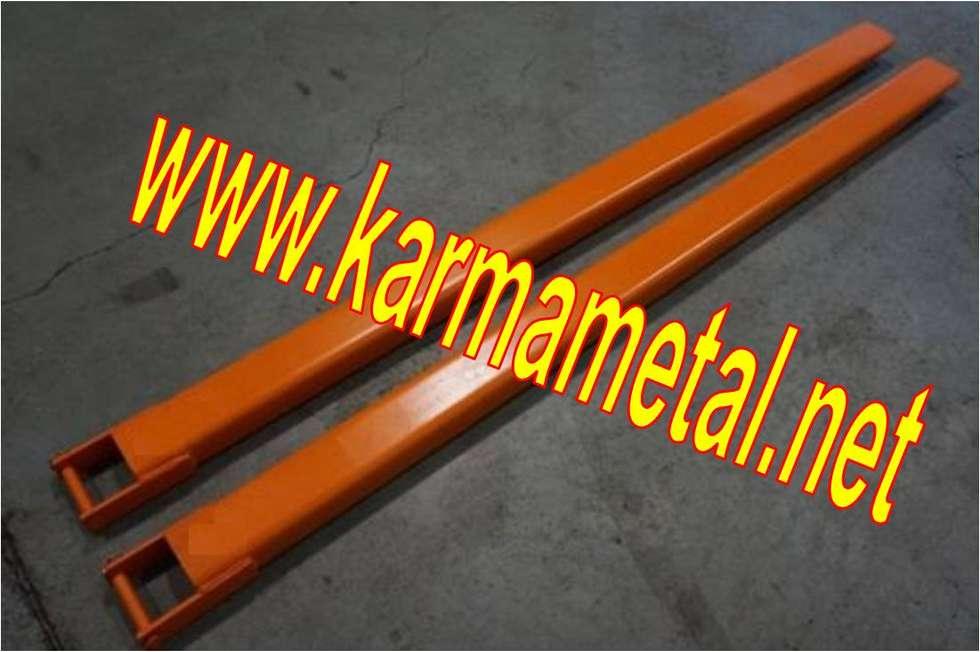 KARMA METAL – KARMA METAL-forklift çatalı bıçağı uzatma kılıfı atasmani eldiveni imalati: endüstriyel tarz tarz Fitness Odası