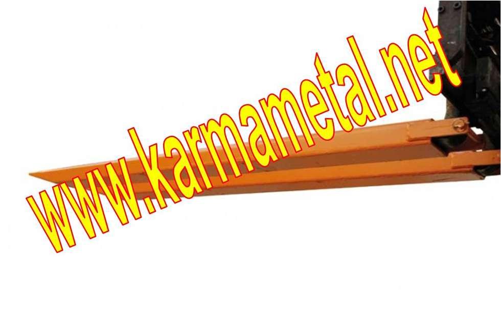 KARMA METAL – KARMA METAL-forklift çatalı bıçağı uzatma kılıfı atasmani eldiveni imalati:  tarz Havuz