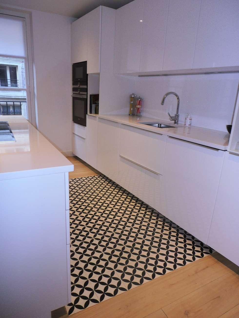 Ilot Central Granit ~ Id Es De Design D Int Rieur Et Photos De R Novation Homify