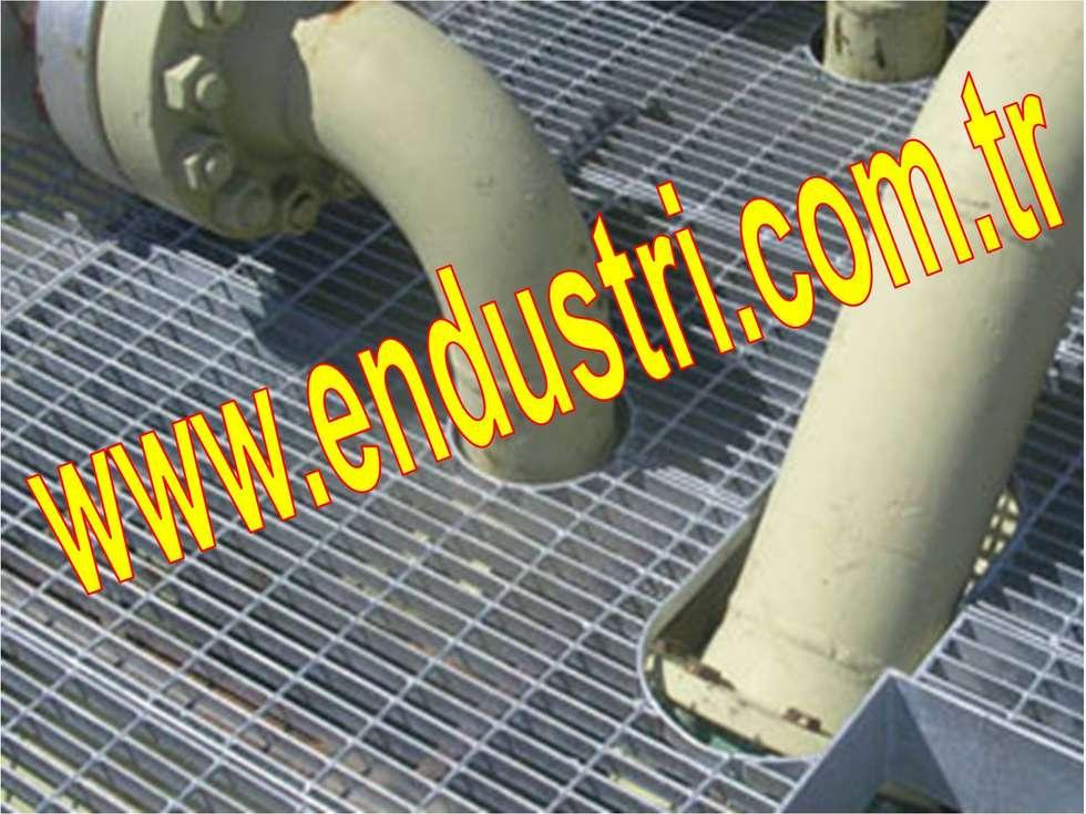 ENDÜSTRİ GRUP – ENDÜSTRİ GRUP – Galvanizli Metal Yürüme Yolu Platform Çelik Petek Izgarası: endüstriyel tarz tarz Mutfak