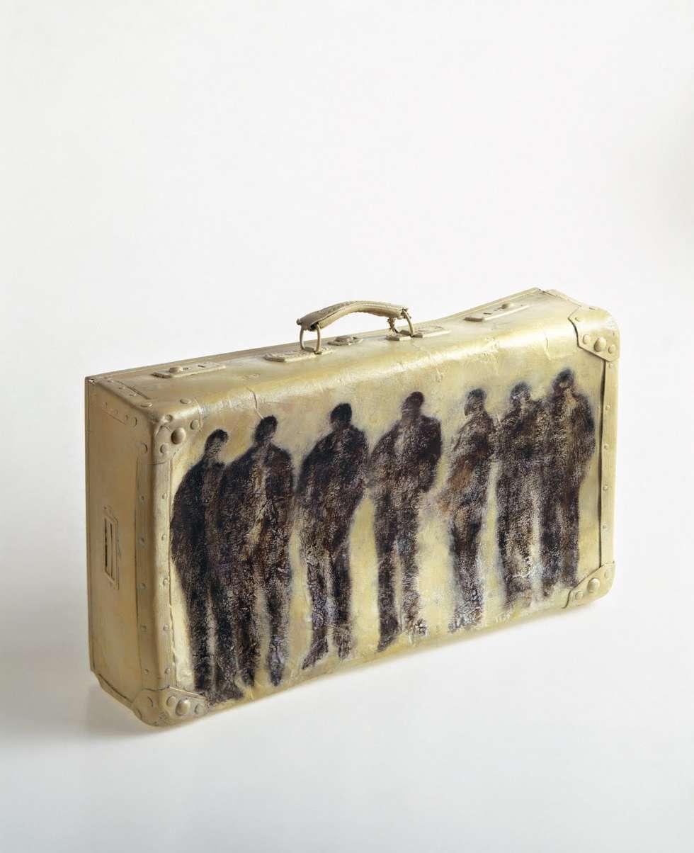 Mohamed reprends ta valise : Musées de style  par Kamel Yahiaoui Plasticien