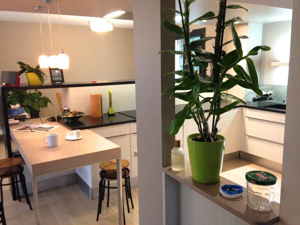 Détails du concept: Cuisine de style de style Moderne par Art'Home