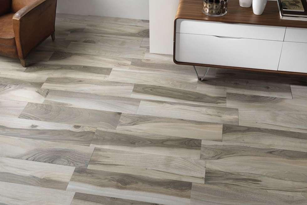 Idee arredamento casa interior design homify for Gres porcellanato finto legno