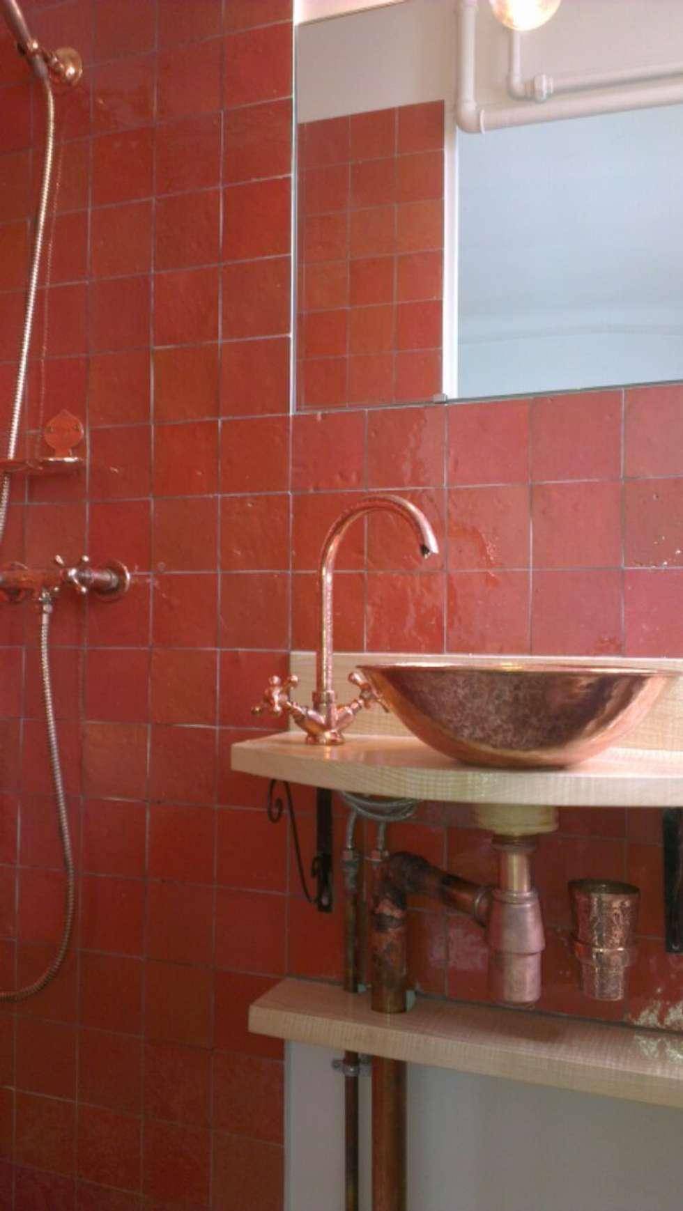 Accessoires Salle De Bain Couleur Aqua ~ Id Es De Design D Int Rieur Et Photos De R Novation Homify